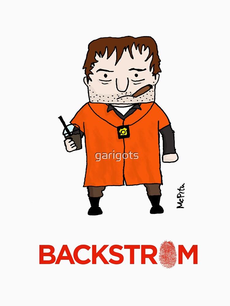 Backstrom by garigots