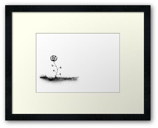 Little Flower by Philip Zeplin