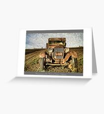 American Classics-Ford 1920 Greeting Card