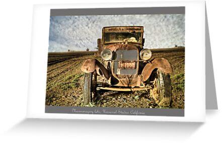 American Classics-Ford 1920 by maventalk