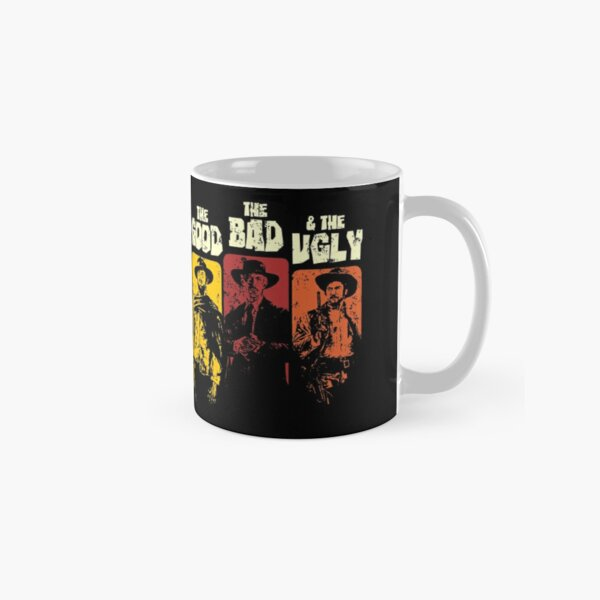 The Good, The Bad, & The Ugly Classic Mug