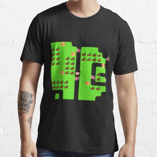 Retro Arcade Mr Do Essential T-Shirt