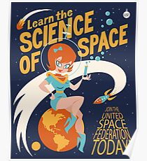 United Space Federation Poster