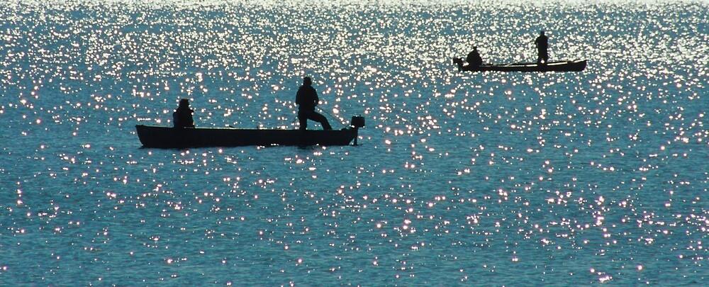 Sea of Diamonds by Kasia Nowak