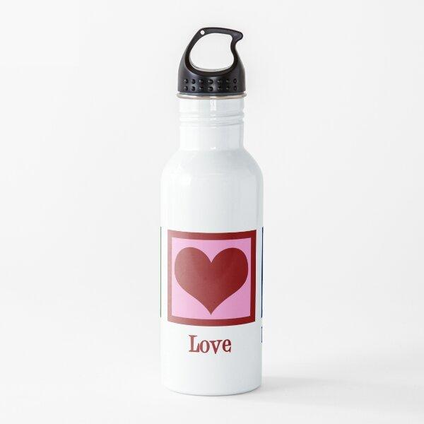 Friedensliebes-Veröffentlichen Trinkflasche