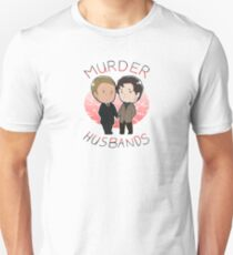 MURDER HUSBANDS FTW Unisex T-Shirt