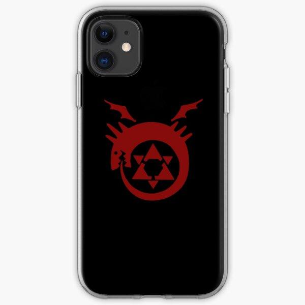 FMA Symbols #3 iPhone Soft Case