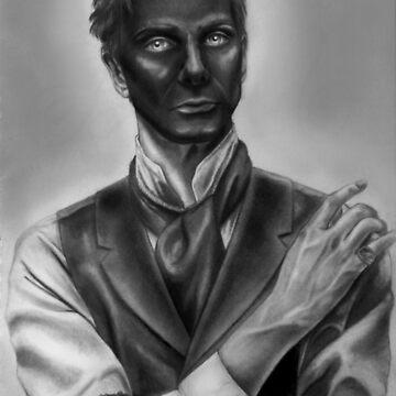 Erik, the Phantom by rachelshade