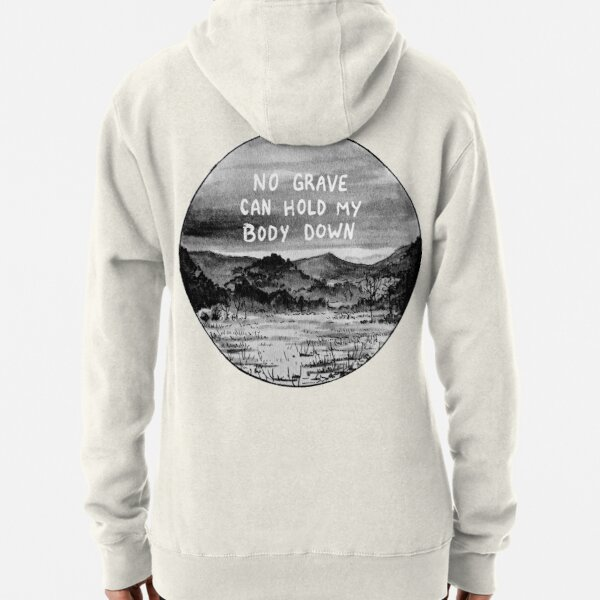 No Grave Pullover Hoodie