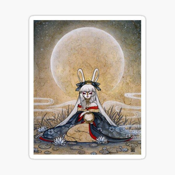 Reflect - Usagi Moon Rabbit Sticker