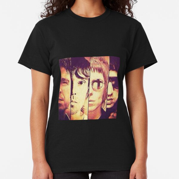 The four men of the apocalist Classic T-Shirt