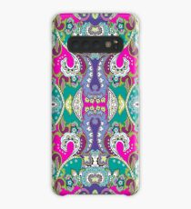 Paisley Passion Case/Skin for Samsung Galaxy