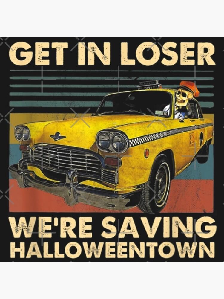 Get in loser we're saving halloweentown by Gingerschnapps