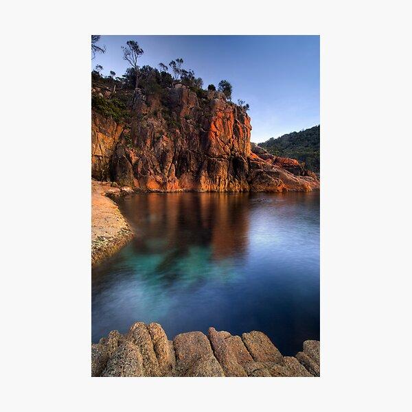 Sleepy Bay, Freycinet National Park, Tasmania Photographic Print