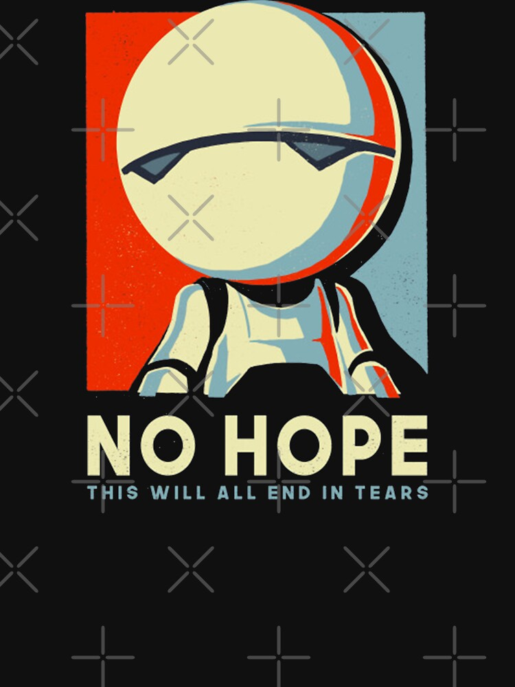 No hope by margoriesmith