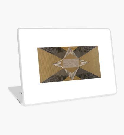 Encaustic Painting 09 Laptop Skin