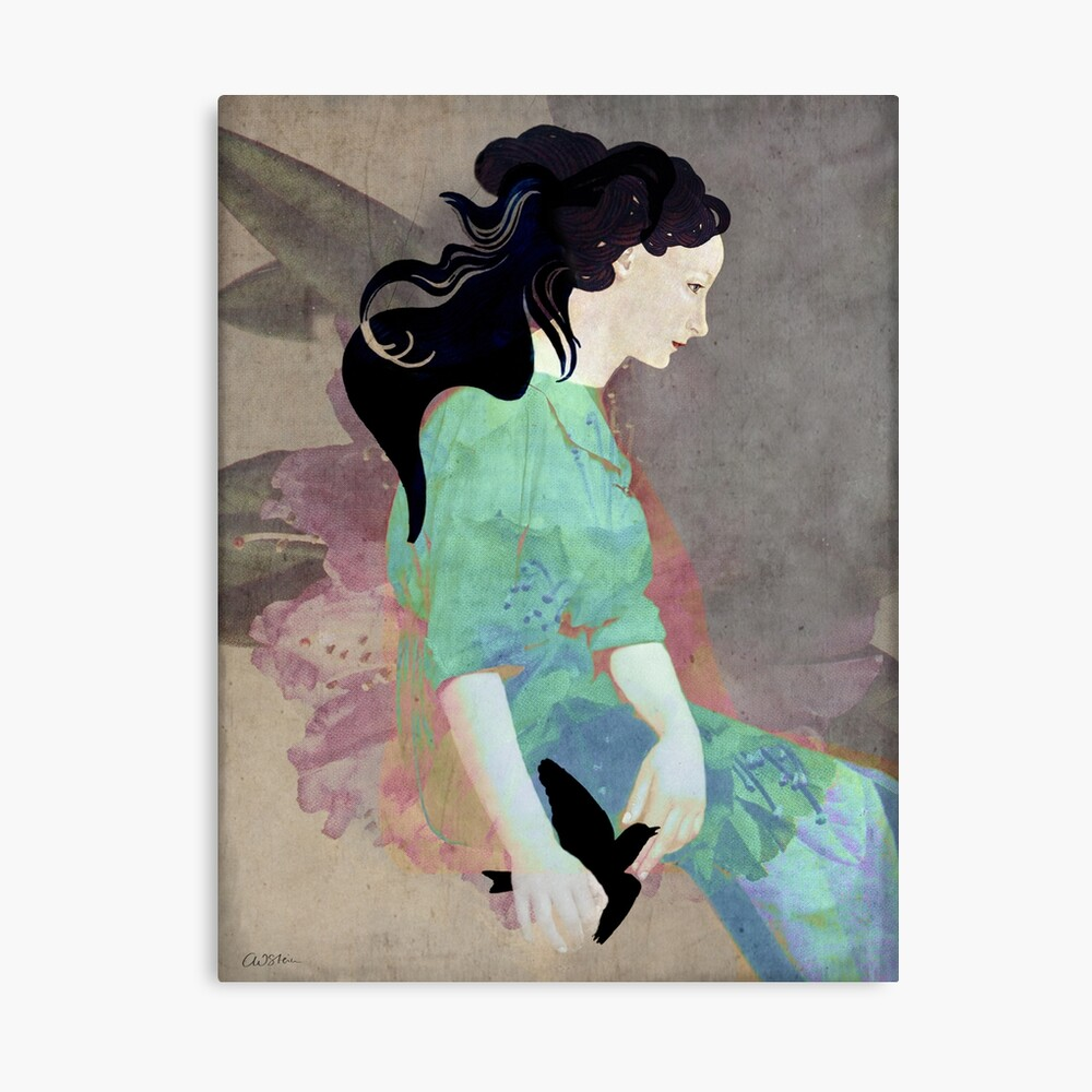 Thoughts on a Saturday Canvas Print