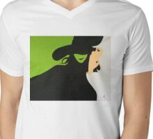 Wicked Mens V-Neck T-Shirt