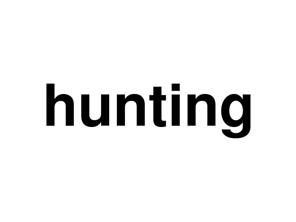 hunting by ninov94