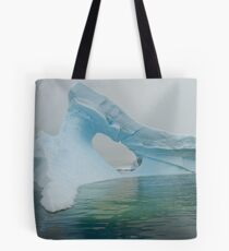 Iceberg in Antarctica Tote Bag