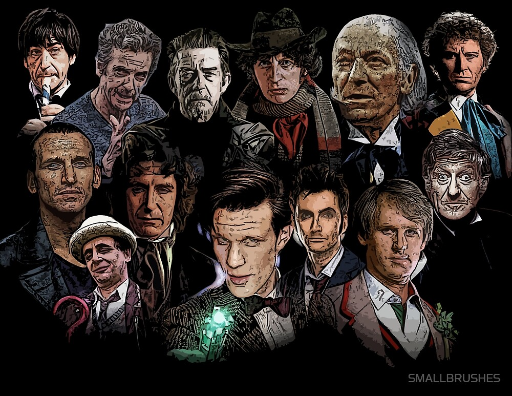 The Doctors by SMALLBRUSHES