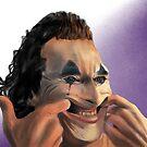 The Joker by nekrosart