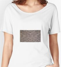 Encaustic Painting 03 Women's Relaxed Fit T-Shirt