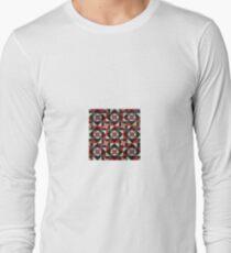 Encaustic Painting 02 Long Sleeve T-Shirt