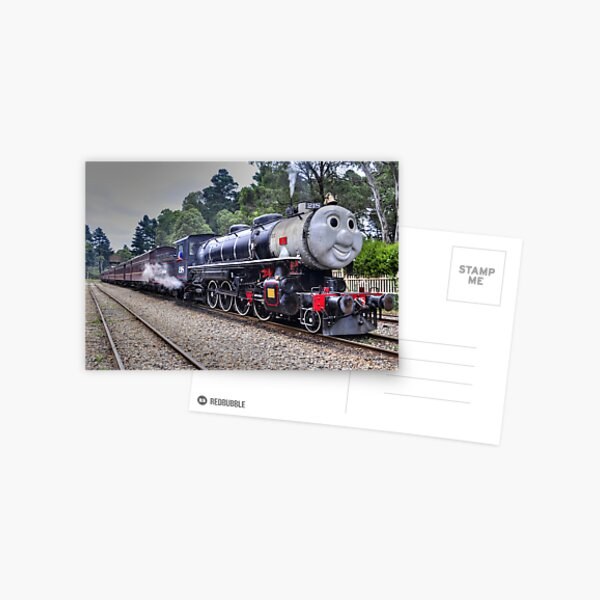 Thomas the Tank Engine Postcard