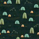 Rainbow Mountain by Katherine Quinn