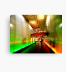 National History Museum, London Canvas Print