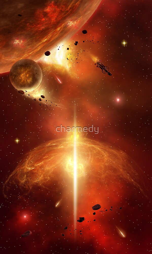 Planetary Shift by charmedy