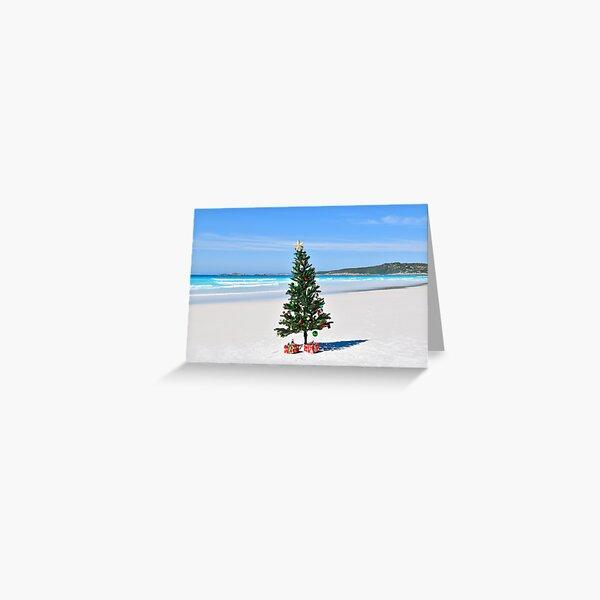 Christmas in Australia Greeting Card