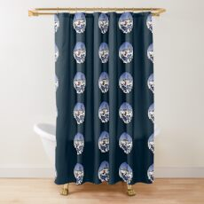 Wave Series - FRC Shower Curtain