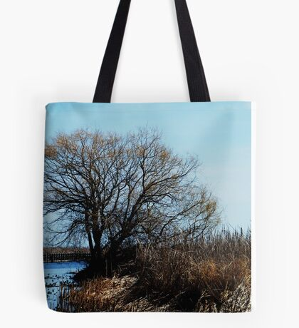 Point Pelee, Ontario Tote Bag