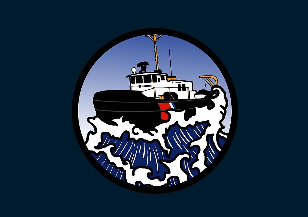 Wave Series - Harbor Tug by AlwaysReadyCltv
