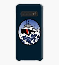 Wave Series - Great Lakes Icebreaker Case/Skin for Samsung Galaxy