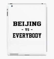 Beijing VS Everybody iPad Case/Skin