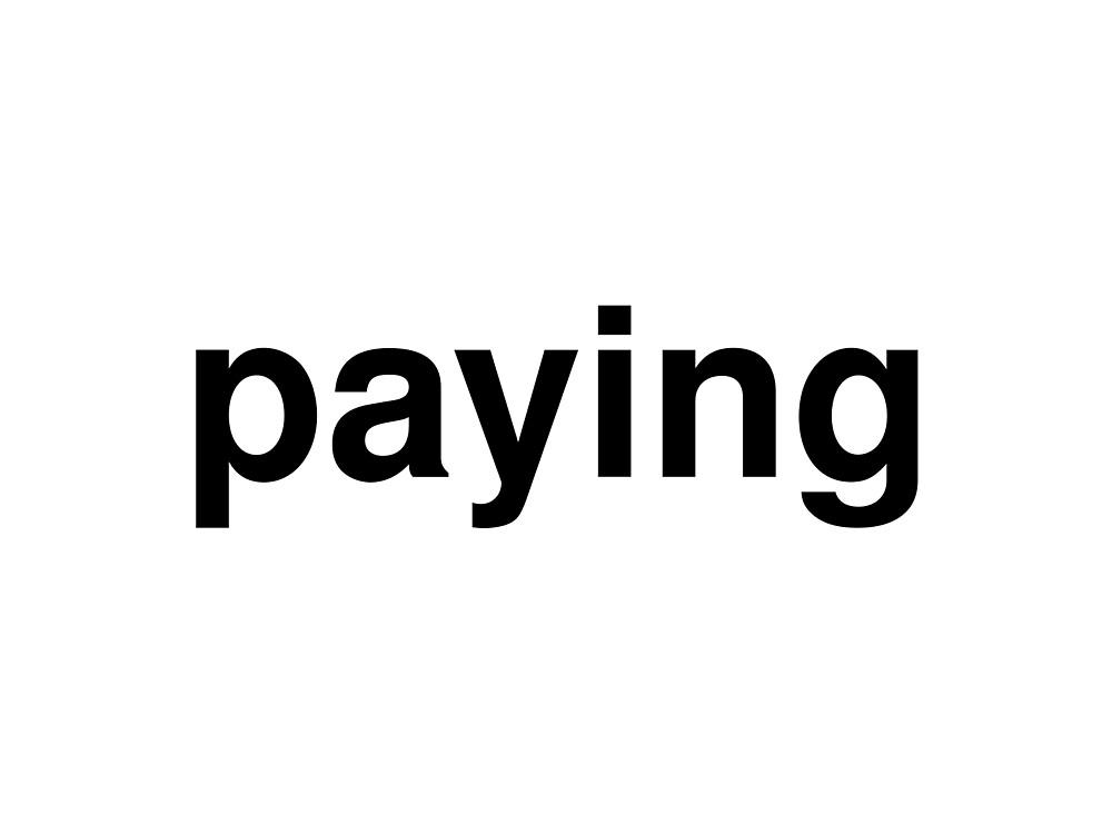 paying by ninov94