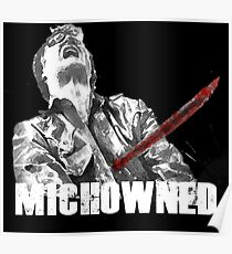 Mich-OWNED! Poster