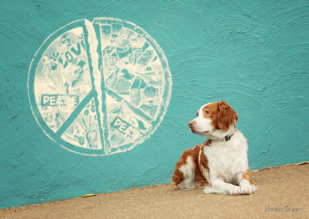 Peace by Dog Breed Items