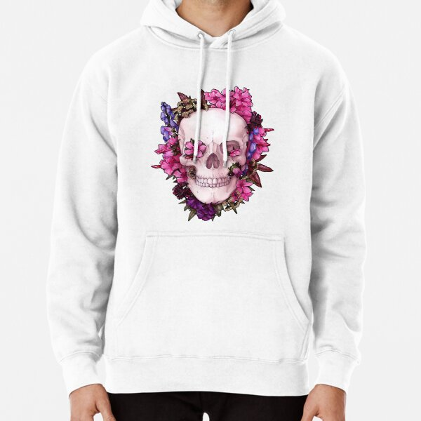 Deadly Beautiful Pullover Hoodie