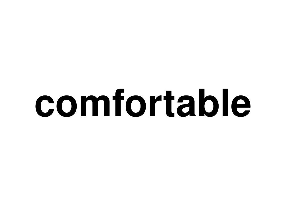 comfortable by ninov94