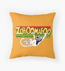 Zoboomafoo Throw Pillow