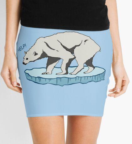 Polar Bear - Help! Mini Skirt
