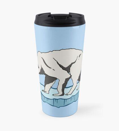 Polar Bear - Help! Travel Mug