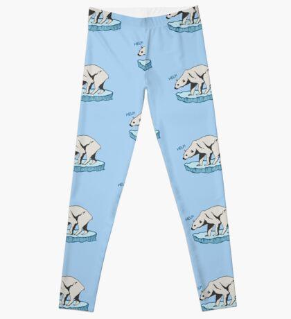 Polar Bear - Help! Leggings