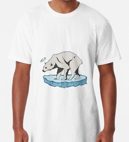 Polar Bear - Help! Long T-Shirt