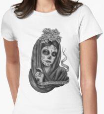 Hay Mas Tiempo Que Vida Women's Fitted T-Shirt