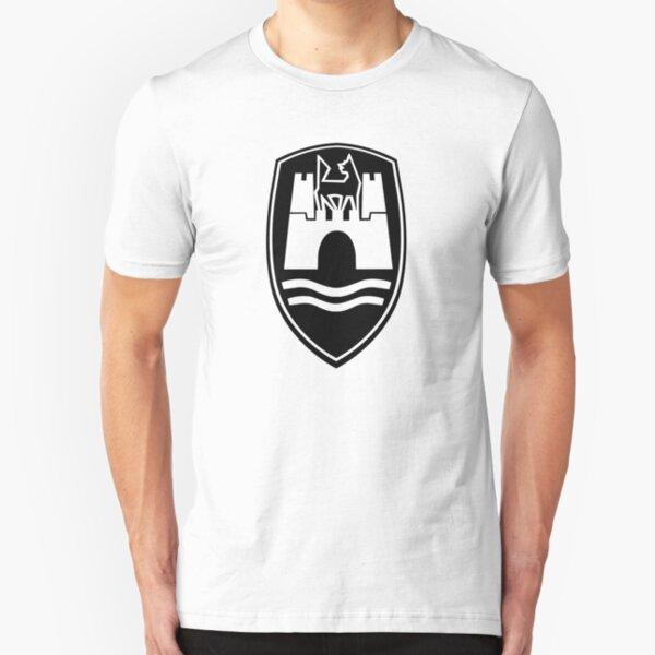 Wolfsburg blk Slim Fit T-Shirt
